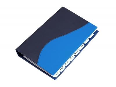 Visitenkartenbuch, schmal