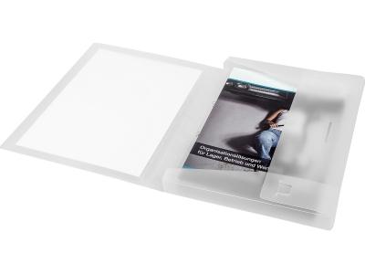 PP-Sammelbox mit Vordertasche