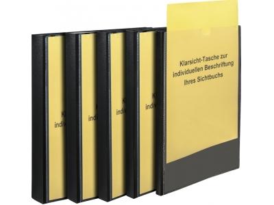 Sichtbücher DIN A4