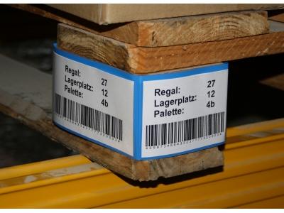 Kennzeichnungstasche