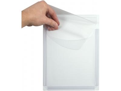 Magnet-Tasche mit Dehnfalte