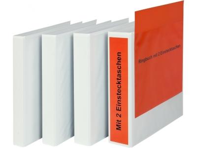 PP-Präsentationsringbuch