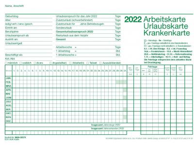 AUK-Karte für Drucker für 2022
