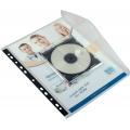 PP-Dokumententasche mit CD/DVD-Tasche