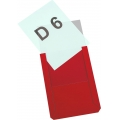 Magnet-Sichttasche DIN A6