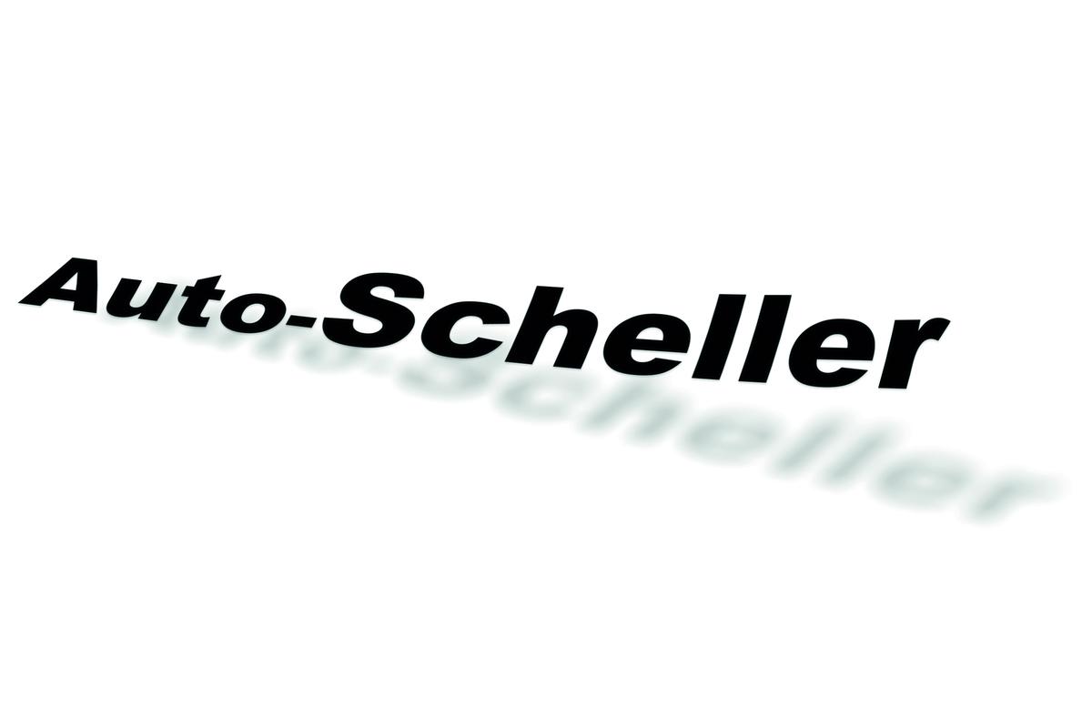 Aufkleber Konturgeschnittene Einzelbuchstaben Eichner Group