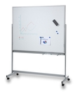 9019-00125 - Mobile planning board with whiteboard backside