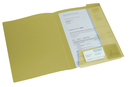 9038-00073 - PP tender document folder open yellow