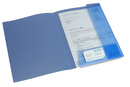 9038-00075 - PP tender document folder open blue