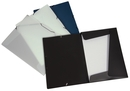 9038-00739 - Flap folder with elastic bands / College folders DIN A4