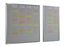 "9089-00004 - Insert / card planning board ""Orga-Easy"""