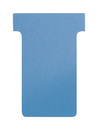 9096-00012 - T-Cards for all T-Card-Boards suitable Size M blue