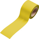 9218-04040 - Magnetic storage lable rolled goods yellow