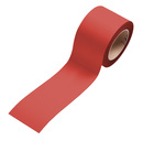 9218-05041 - Magnetic storage label on roll red