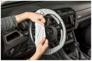 9219-01087 - Disposable Steering wheel cover application