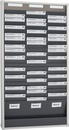 9219-02020 - Card board 25 slots 3 columns lateral
