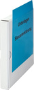 9302-00200 - Presentation slipcase incl ring binder made of PVC plastic zipper bag