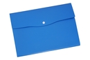 9330-01010 - PP expanding file folder DIN A4 blue
