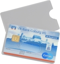 9707-00160 - Debit card cover made of PVC film