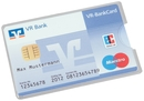 9707-00160 - Debit card cover with card
