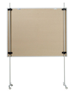 9019-00858 - Mobile Stand suitable for all workshop planners light-grey