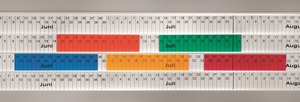 9085-00098 - Name and labelling signs for insert board Overview colored