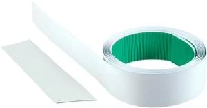 9177-00510 - Magnetic wall band weiss adhesive white