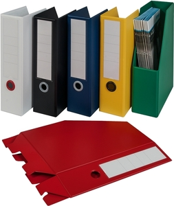 9302-02000 - PVC filer with finger hole colored