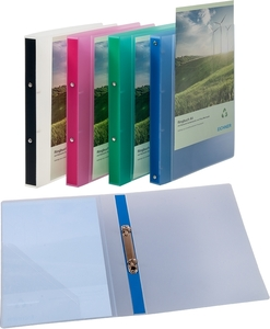 9330-00780 - Presentation ring binder made of PP Overview