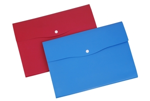9330-01009 - PP expanding file folder DIN A4 fan