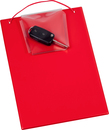 9015-00386 - Service board Eco back side with key red