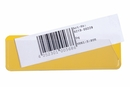 9218-02373 - Label holder self-adhesive magnetic yellow