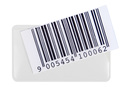9218-04044 - Label holder self-adhesive magnetic white