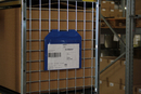 9218-03027 - Magnetic pocket at mesh crate
