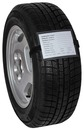9219-00704 - Wheel tyre tag on wheel