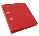 9302-02029 - PVC file 80 mm spine width red