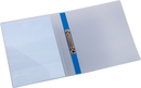 9330-00782 - Presentation ring binder made of PP 2-ring system blue