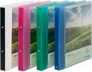 9330-00780 - Presentation ring binder made of PP different colours