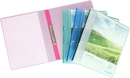 9330-00780 - Presentation ring binder made of PP Overview 2-ring system